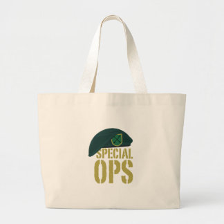 Special Ops Jumbo Tote Bag