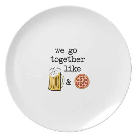 Special Pizza Plate