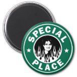 Special Place In Hell Refrigerator Magnet