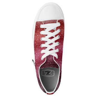 Special Red  Low Tops Shoes