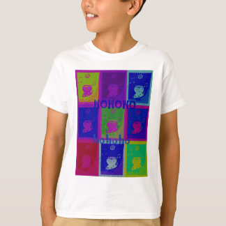 Special  Santa HoHoho Pop Art colors T-Shirt