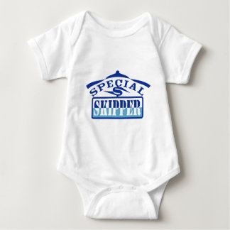 special skipper baby bodysuit