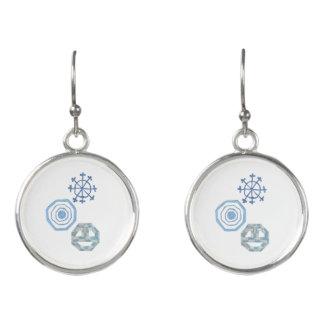 Special Snowflake Earrings