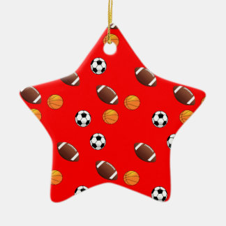 Special Sports Motifs Christmas Christmas Tree Ornaments