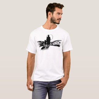 Special Sunrise Illustration T-Shirt