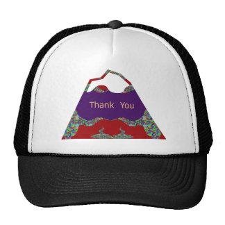 Special Thank You -  Oriental Lips Trucker Hats