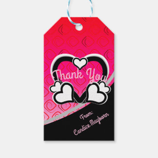 Special Thanks Gift Tags