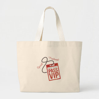 Special Treatment Canvas Bags