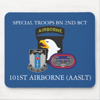 SPECIAL TROOPS BN 2ND BCT 101ST ABN MOUSEPAD
