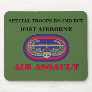 SPECIAL TROOPS BN 2ND BCT 101ST AIRBORNE MOUSEPAD