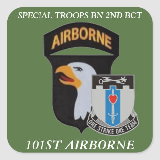 SPECIAL TROOPS BN 2ND BCT 101ST AIRBORNE STICKERS