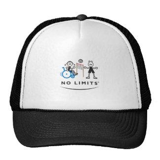 Special Volleyball Girl Trucker Hats