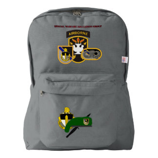 SPECIAL WARFARE EDUCATION GROUP BACKPACK