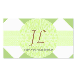 Specialist Appointment Card/ U-pick Color Checker Pack Of Standard Business Cards