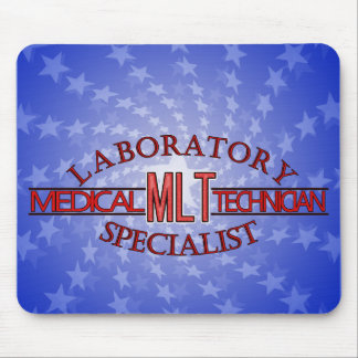 SPECIALIST LAB MLT MEDICAL LABORATORY TECHNICIAN MOUSE PAD