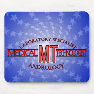 SPECIALIST LAB MT ANDROLOGY MEDICAL TECHNOLOGIST MOUSE PAD