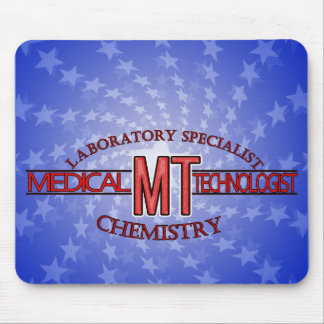 SPECIALIST LAB MT CHEMISTRY MEDICAL LABORATORY MOUSEPAD