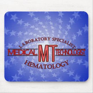 SPECIALIST LAB MT HEMATOLOGY MEDICAL TECHNOLOGIST MOUSEPAD