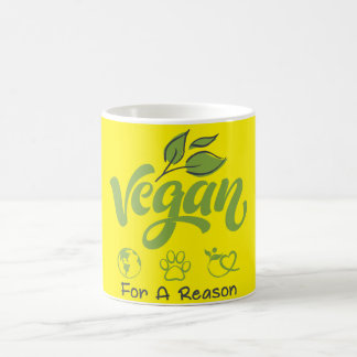 Speciality Mug Designed For Hardcore Vegans