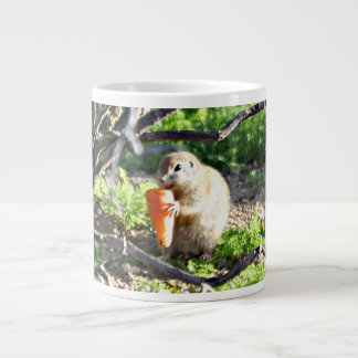 """Specialty Coffee Cup """"Momma Ground Squirrel"""""""