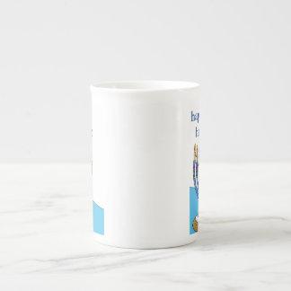 Specialty Mug, Happy Hanukkah Tea Cup