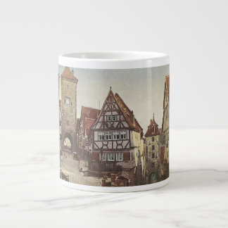 Specialty Mug: Rothenburg ob der Tauber Jumbo Mug