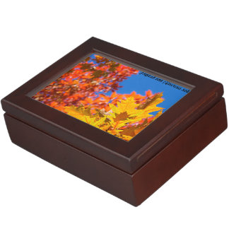 Species: English oak Keepsake Box