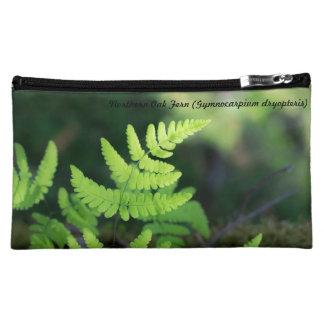 Species: Northern Oak Fern Makeup Bag