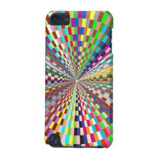 Speck® Fitted™ Fabric-Inlaid Hard Shell Case for i iPod Touch 5G Case