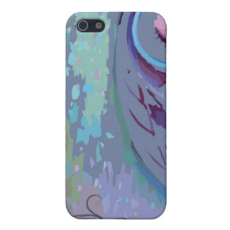 Speck® Fitted™ Fabric-Inlaid Hard Shell Case iPhone 5 Case