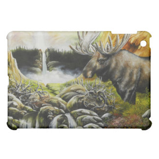 Speck fitted ipad hard case with moose design case for the iPad mini