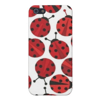 """Speck iphone 4/4s """"Lady Bug"""" Hard Shell Case Cover Case For iPhone 5/5S"""