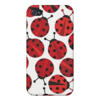 """Speck iphone 4/4s """"Lady Bug"""" Hard Shell Case Cover iPhone 4/4S Case"""