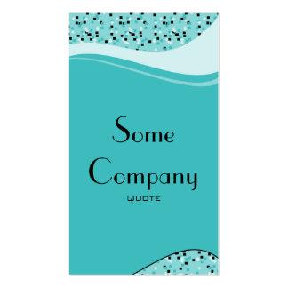 Speckled Elegance (Cotton Candy) Pack Of Standard Business Cards