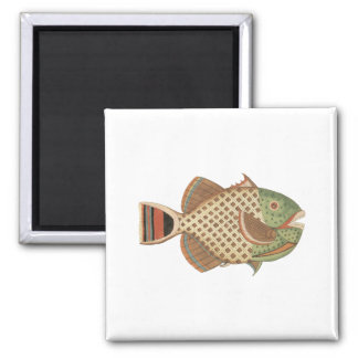 Speckled Fish Magnets