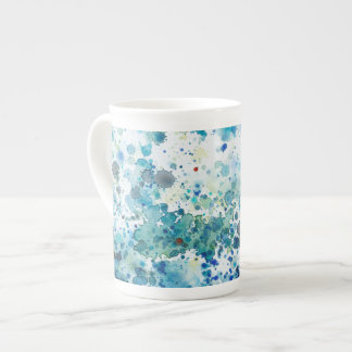 Speckled Sea I Tea Cup