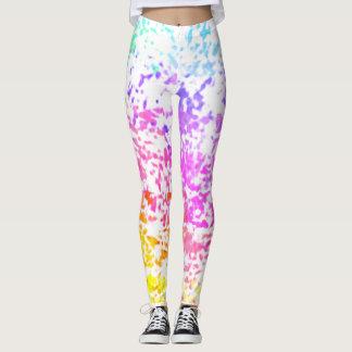Speckled Spectrum Leggings