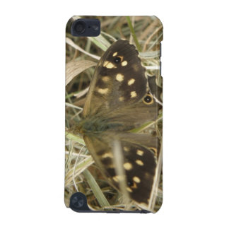Speckled Wood Butterfly iPod Case
