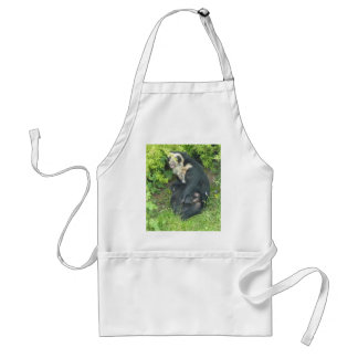 Spectacled Bear Apron, Animals Collection Standard Apron