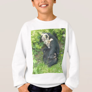 Spectacled Bear Sweatshirt, Animals Collection Sweatshirt