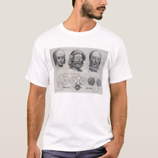 Spectacles for All Strengths of Vision (engraving) T-Shirt