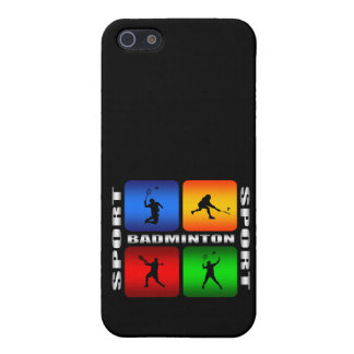 Spectacular Badminton Cover For iPhone 5/5S
