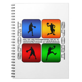 Spectacular Basketball Notebooks