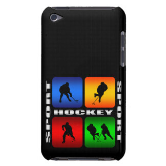 Spectacular Hockey iPod Case-Mate Cases
