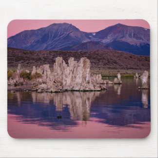 Spectacular Mono Lake In The Shadow Mouse Mat