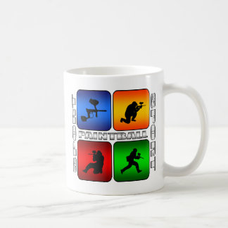 Spectacular Paintball Coffee Mug
