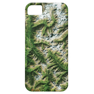 Spectacular Satellite Image (Mountains) Barely There iPhone 5 Case
