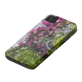 Spectacular spring bloom, whimsical antique Case-Mate iPhone 4 case