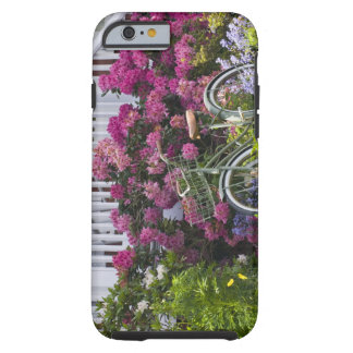 Spectacular spring bloom, whimsical antique tough iPhone 6 case