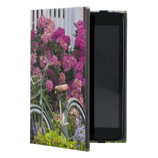 Spectacular spring bloom, whimsical antique covers for iPad mini